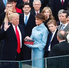 Trump's inauguration is above all the starting point of the Women's march.