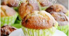 Jogurtove muffiny su asi najlepsie zo vsetkych muffin, ktore som kedy piekla a dovolim si tvrdit aj jedla. Krasne nadychne cesto ,...