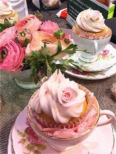 TEAcup Roses...