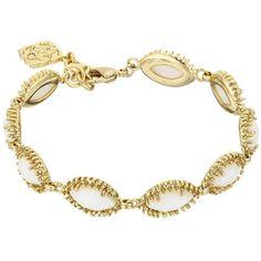 Kendra Scott Jana Bracelet (110 AUD) ❤ liked on Polyvore featuring jewelry, bracelets, 18k bracelet, 18 karat gold bracelet, 18k bangle, bracelet bangle and 18 karat gold jewelry