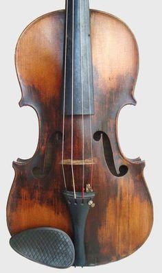 Old Violin Labeled Pietro Pallota 1789   eBay