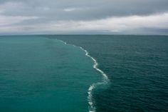 oceani che non si mescolano