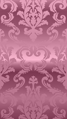 Pink on Pink Cover Wallpaper, Purple Wallpaper, Damask Wallpaper, Colorful Wallpaper, Mobile Wallpaper, Pattern Wallpaper, Wallpaper Backgrounds, Colorful Backgrounds, Pink Wallpaper Design