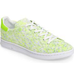 Main Image - adidas Stan Smith Primeknit Sneaker (Men)
