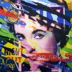 Original Pop Culture/Celebrity Painting by Trafic D'art Billboards Advertising, Celebrity Advertising, Original Paintings, Original Art, Old Magazines, Wood Art, Buy Art, Saatchi Art, Pop Culture