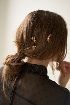 Urban Outfitters - Blog - Tips + Tricks: Undone Hair with Allison Logsdon
