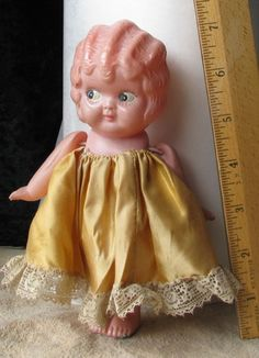 1920s Celluloid doll