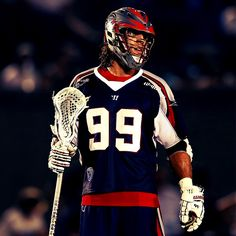 Rabil playing for the Boston Cannons of Major League Lacrosse #MLL