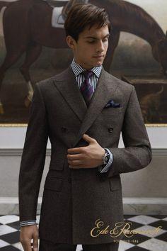 kleidsam: Bammm! British style from London's oldest tailor.  | #follow Armaan Singh www.pinterest.com/armaann1/ |