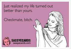 Checkmate - #Ecard, #Ecards, #FunnyEcards