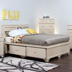 SPECIAL - Twin/Full Bunk Bed | 6 Drawers | Twin, Specials and Bunks