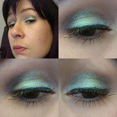 Auf dem beweglichem Lid ist heute #nyx #mermaid und in der Lidfalte #mac #club #nyxcosmetics #maccosmetics #macclub #eyesoftheday #eotd #eyes #eyemakeup #amu #augenmakeup #eyelook #makeupoftheday #face #faceoftheday #fotd #selfie #selfies #me #itsme