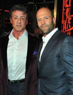 Jason Statham  & Sylvester Stallone