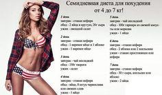 Как быстро похудеть в домашних условиях на 10 кг за месяц женщине