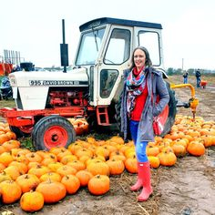 Visit To The Pumpkin Farm And Some Recipes To Try