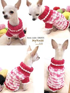 Kimono Pink Dogs Clothes On Homemade Costume DK855