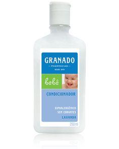 Granado - Bebê - Cabelo - Condicionador Bebê