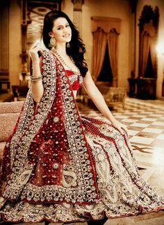 Indian bridal dress - Gorgeous girl