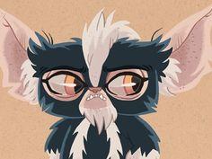 Evil furry gremlin