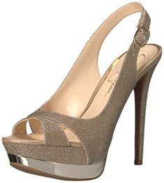 online shopping for Jessica Simpson Women's Willey Heeled Sandal from top store. See new offer for Jessica Simpson Women's Willey Heeled Sandal Wedge Sandals, Shoes Sandals, Top Shoes, Peep Toe Heels, Metal Buckles, Girls Shoes, Me Too Shoes, Platform, Wedges