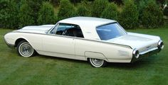 Let's go for a ride anywhere in a 1961 Thunderbird