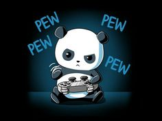 If I was a panda!