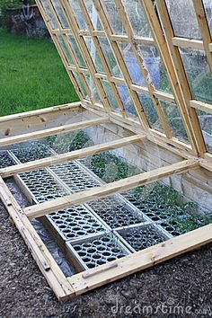 Outdoor Seedling Shelter - Download From Over 32 Million High Quality Stock Photos, Images, Vectors. Sign up for FREE today. Image: 36645432