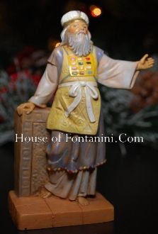 """Adam, the High Priest - Fontanini 5"""" Collection - House of Fontanini® - The Internets Most Complete Fontanini® Gift Store"""