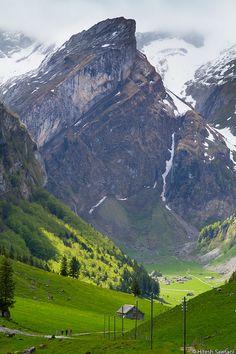Ebenalp - Switzerland #places