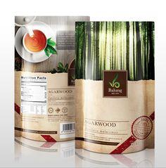 Balung Tea – Packaging Design