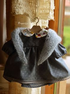 Adorable Waldorf doll clothes