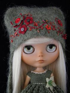 Blythe - Love that outfit!! #blythedoll #fairyfoufrou