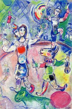 Marc Chagall, Chagall Paintings, Matisse Paintings, Famous Art Paintings, Indian Paintings, Oil Paintings, Landscape Paintings, Rainbow Painting, Oil Painting Abstract