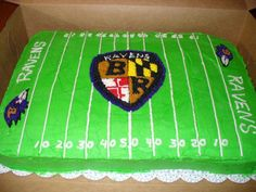 Ravens Cake.