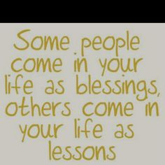 so true.....everything anf everyone in our lives happen for a reason...good or bad