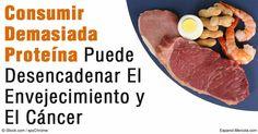 Para la longevidad y reducir su riesgo de cáncer, lleve una alimentación alta en grasas saludables, baja en carbohidratos con cantidades moderadas de proteína. http://articulos.mercola.com/sitios/articulos/archivo/2016/05/07/mucha-proteina-desencadena-el-cancer.aspx