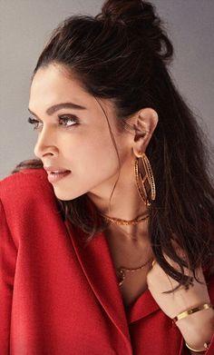 Deepika Padukone Slays In An All Red PantSuit For The Chhapaak Promotions - HungryBoo Deepika Ranveer, Deepika Padukone Style, Deepika Pic, Ranveer Singh, Aishwarya Rai, Indian Celebrities, Bollywood Celebrities, Bollywood Stars, Bollywood Fashion