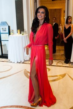 Sarka Kata ruhája a 2013-as Story-gálán