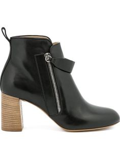 CHLOÉ 'Harper' Side Zip Fastening Boots. #chloé #shoes #boots