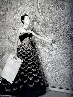 dior 1950's