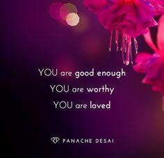 Love Panache Desai.