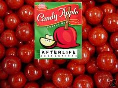 #Candybuffet-200 Candy Apple gumballs  - $12.21 w/coupon #nvcandy- retro candy and gumballs