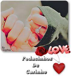 ____________ Carinho respeito e admiração é o que tenho pela nossa   _____AMIZADE_____   que tanto faz bem ao meu coração. ______________Sophia Vargas