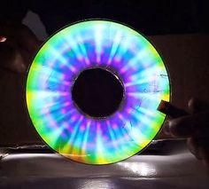 4bff02350ba Experimentos caseros  Cómo hacer impresionantes arcoiris caseros con un CD  Experimentos Científicos Para Niños