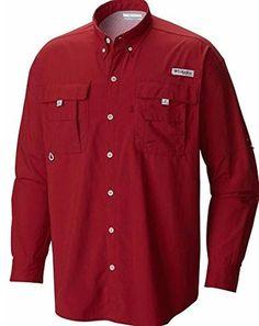 6664e1c36f6 ... Casual Shirts · Columbia Sportswear Men s Bahama II Long Sleeve Shirt