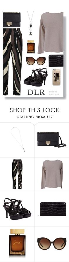 """""""DLR -Luxury Boutique"""" by mariameka ❤ liked on Polyvore featuring TOUS, Jimmy Choo, Fendi, Hermès, Yves Saint Laurent, Dolce&Gabbana, Michael Kors, Casetify and dlrboutique"""