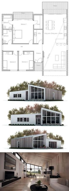 Modular Homes, Container Houses, Container Homes.