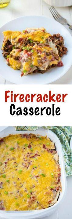 Firecracker Casserole