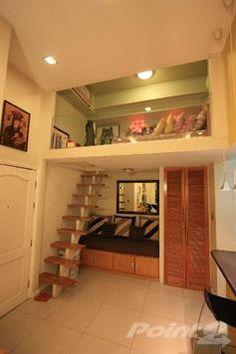 Loft Bedroom Forbeswood Heights