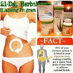 herbalife 21 day cleanse diet reviews
